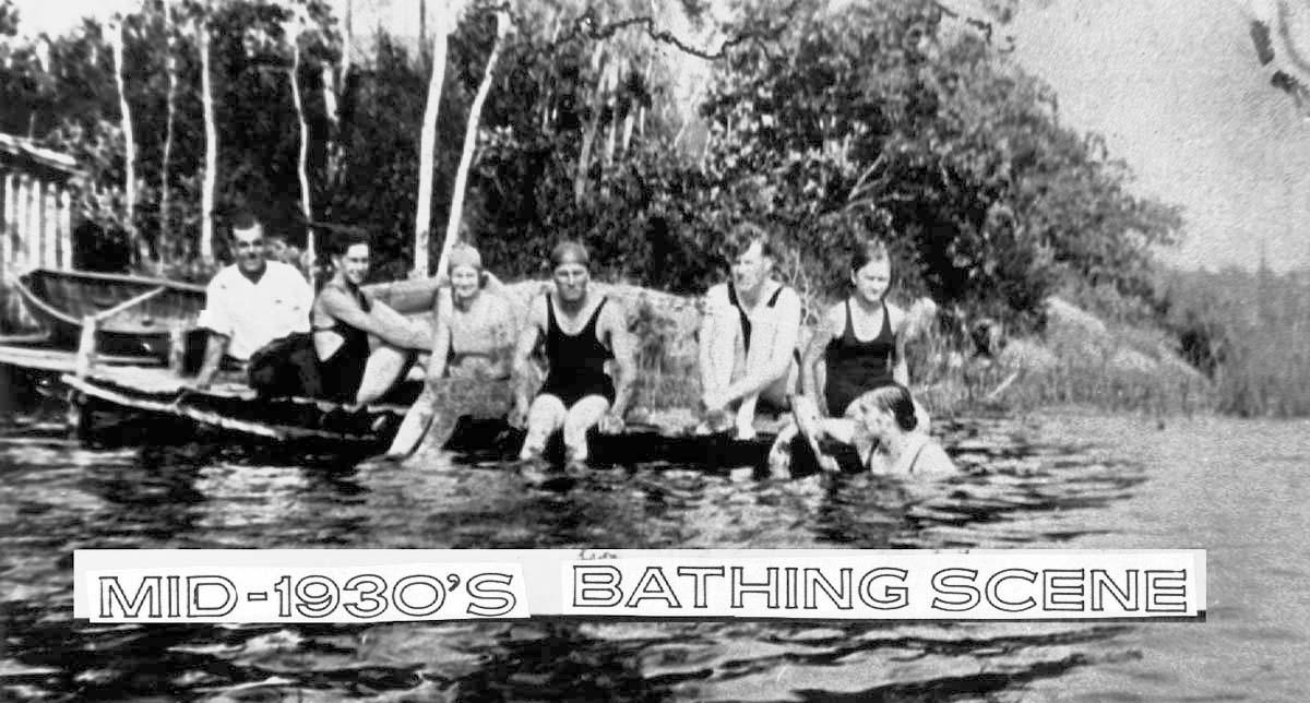 bathingscene