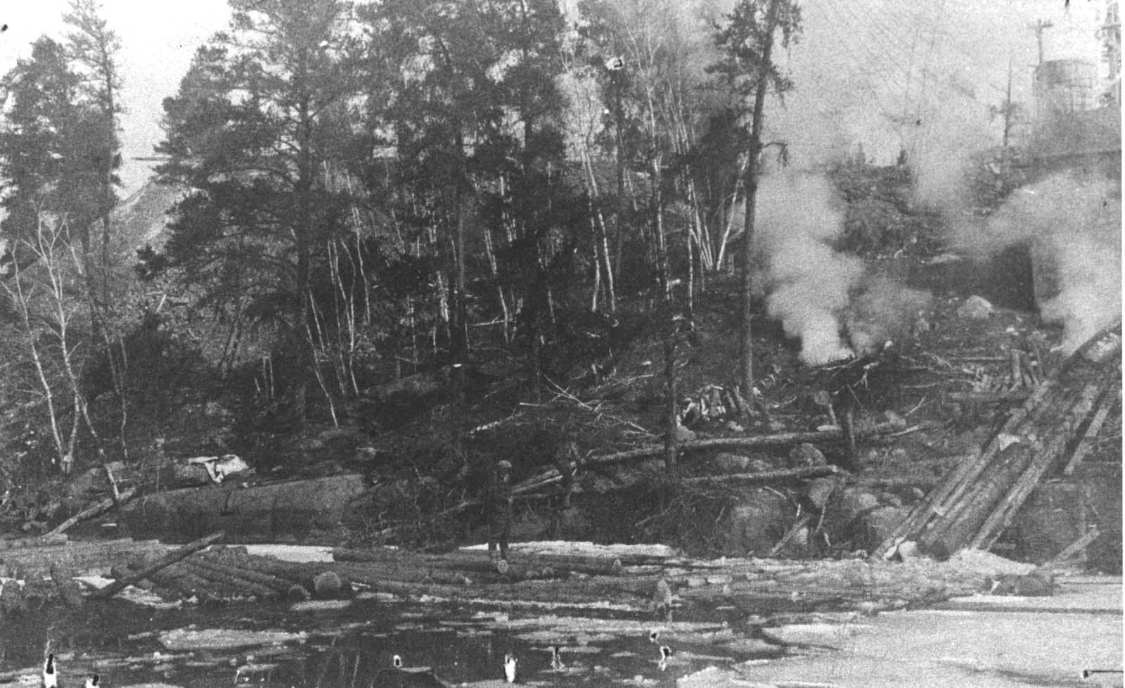 logging-drive